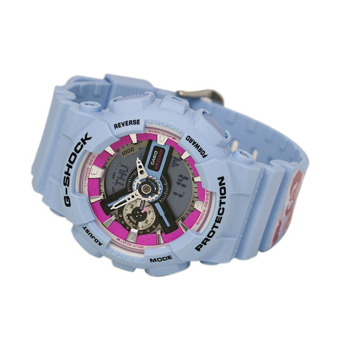 Casio G-Shock GMAS110F-2A Watch (New with Tags)