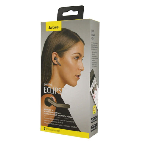 Jabra Eclipse Wireless Headset (Black)