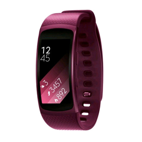 Samsung Gear Fit 2 SM-R360 Small Size Sports Watch (Pink)