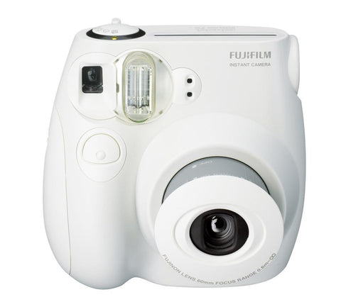 Fuji Film Instax Mini 8 White Instant Camera