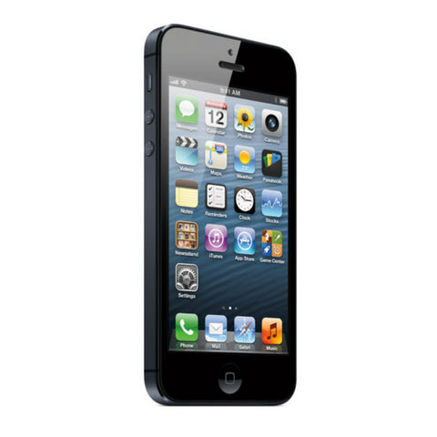 Apple iPhone 5 16GB 4G LTE Black Unlocked (Refurbished - Grade A)