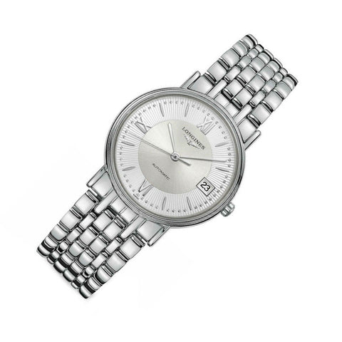 Longines Presence L48214756 Watch (New with Tags)