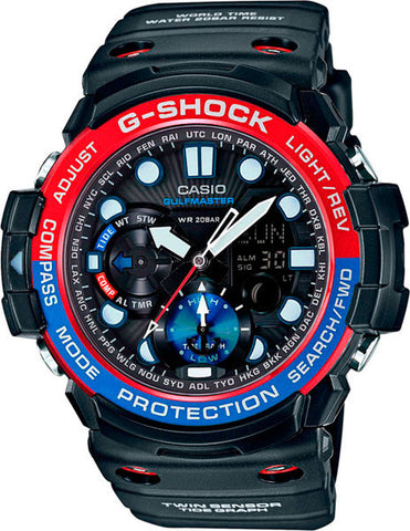 Casio G-Shock GulfMaster GN-1000-1A Watch (New with Tags)