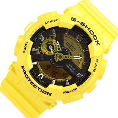 Casio G-Shock Neo Metallic Series GA-110NM-9A Watch (New with Tags)