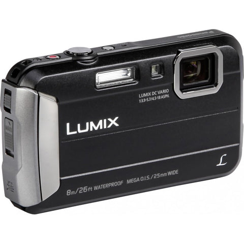 Panasonic Lumix DMC-FT30 (Black)