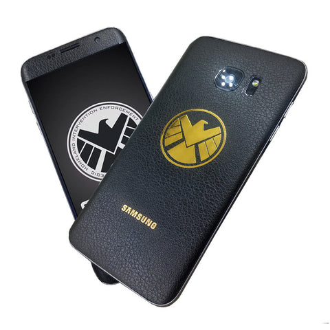 Samsung S6 Face Body Phone Stickers