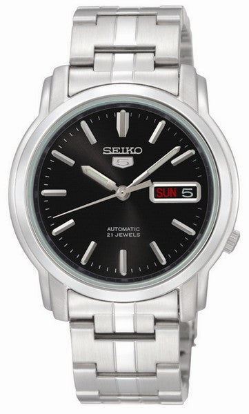 Seiko Automatic SNKK71 Watch (New with Tags)