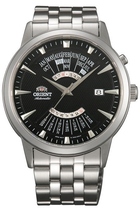 Orient Automatic SEU0A003BH (FEU0A003BH, SEU0A003BH) Watch (New with Tags)