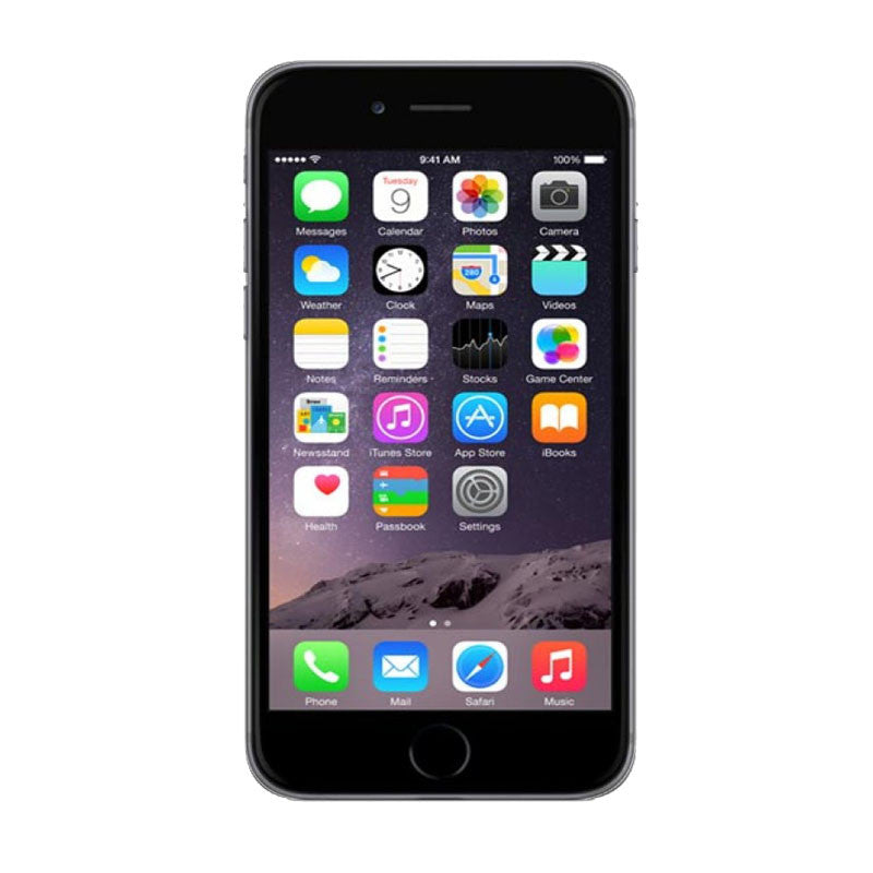 Apple iPhone 6S 128GB 4G LTE Space Gray Unlocked