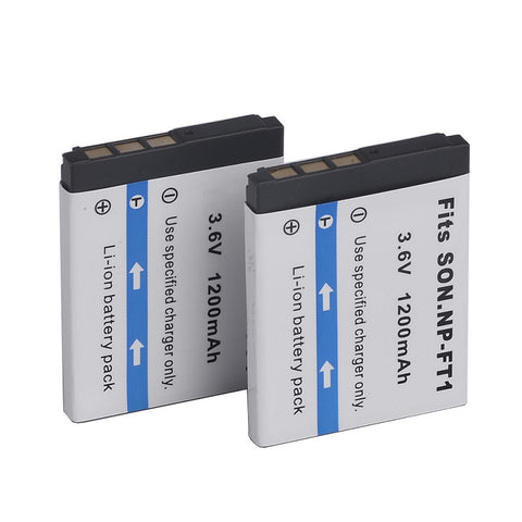 Generic NP-FT1 Battery for Sony