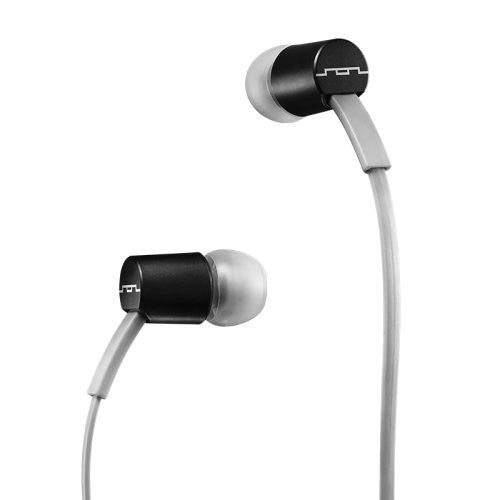 SOL Republic Jax MFI 1111-31 In-Ear Headphones (White and Black)