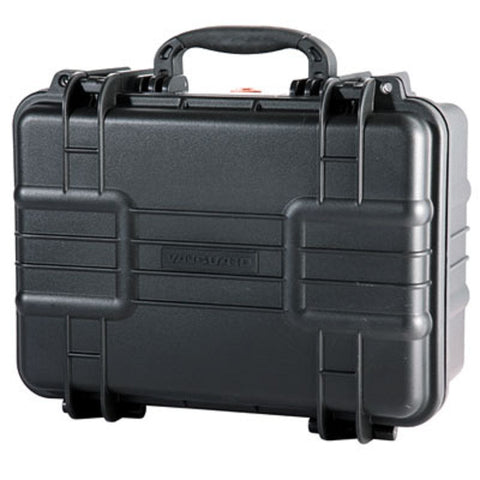 Vanguard Supreme 40D Hard Case with Divider Bag (Black)