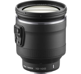 Nikon 1 Nikkor 10-100mm f4.5-5.6 Power Drive Zoom VR Lens