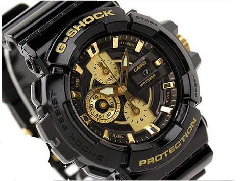Casio G-Shock Special Color Model GAC-100BR-1A Watch (New With Tags)
