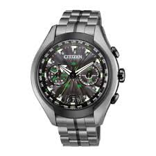 Citizen Eco-Drive Satellite Wave Air CC1054-56E (CC1055-53E) Watch (New with Tags)