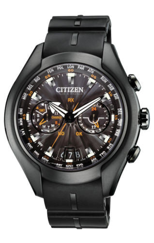 Citizen Eco-Drive Satellite Wave Air CC1075-05E (CC1076-02E) Watch (New with Tags)