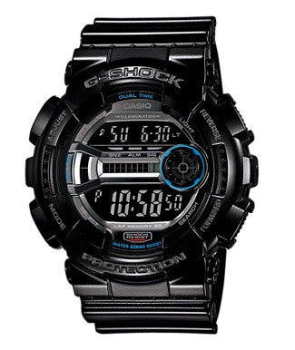 Casio G-Shock Standard Digital GD-110-1 Watch (New With Tags)