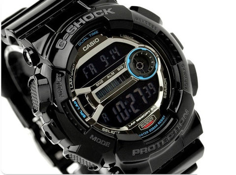 Casio G-Shock Standard Digital GD-110-1DR Watch (New With Tags)