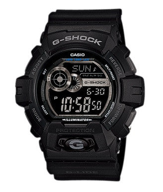 Casio G-Shock G-Shock G-Lide GLS-8900-1BDR Watch (New With Tags)