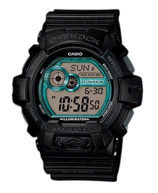 Casio G-Shock G-Shock G-Lide GWX-8900-1DR Watch (New With Tags)