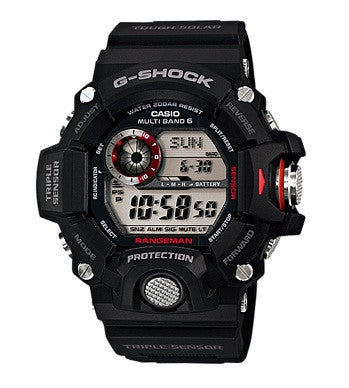 Casio G-Shock Professional GW-9400-1DR Watch (New With Tags)