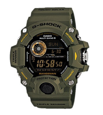 Casio G-Shock Professional GW-9400-3DR Watch (New With Tags)