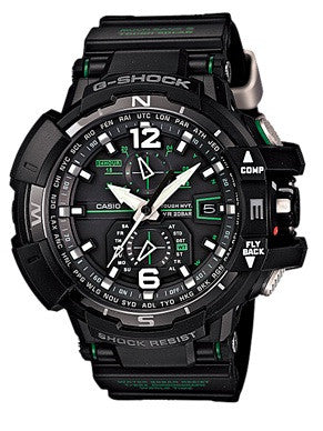 Casio G-Shock Gravitymaster GW-A1100-1A3 Watch (New With Tags)