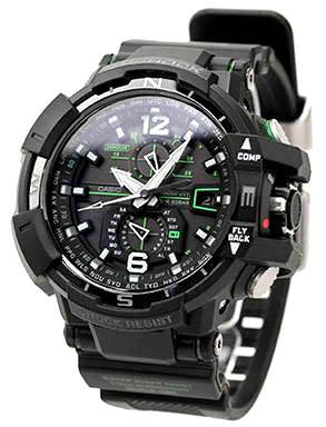 Casio G-Shock Gravitymaster GW-A1100-1A3DR Watch (New With Tags)