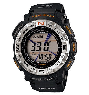 Casio Pro Trek Digital PRG-260-1DR Watch (New with Tags)