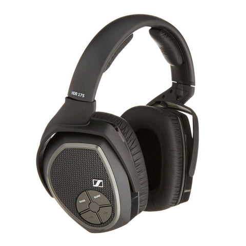 Sennheiser RS 175 Over-the-ear Wireless Headphone System (Black)
