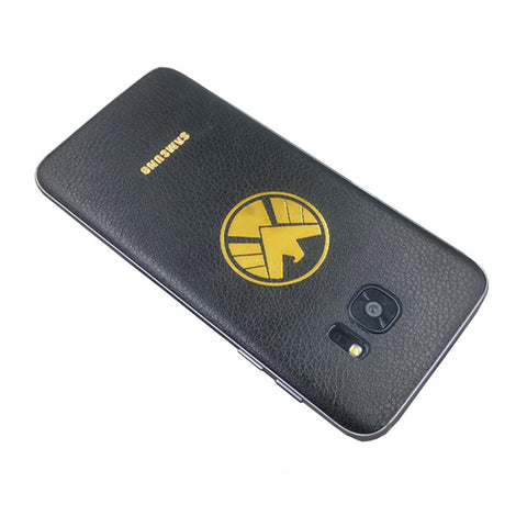 Samsung S6 Edge Face Body Phone Stickers