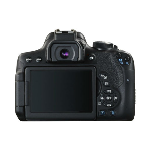 Canon EOS 760D Body Digital SLR Camera (Kit Box)