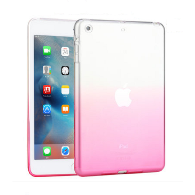 Thin Protective Sleeve Shell for Apple iPad Air (Gradient Pink)
