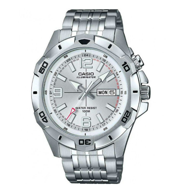 Casio Illuminator MTD-1082D-7A Watch (New with Tags)