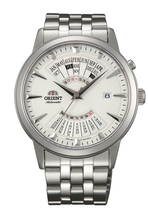 Orient Automatic SEU0A003WH (FEU0A003W, SEU0A003WH) Watch (New with Tags)