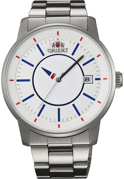 Orient Rotating White Disk FER0200FD0 (ER0200FD) Watch (New with Tags)