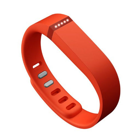 Fitbit Flex Wireless Wristband Track Activity with Sleep (Tangerine)