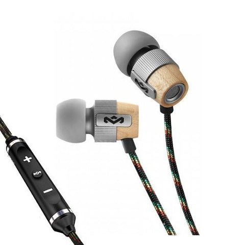 Marley EM-FE003-SM In-Ear Smoke Headphones