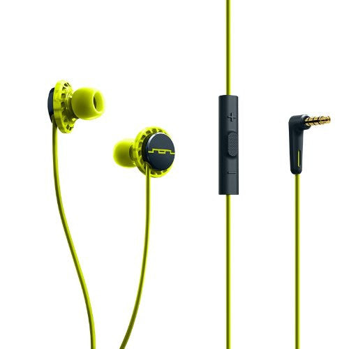 SOL Republic Relays-MFI Crossover Headphones (Lemon Lime)