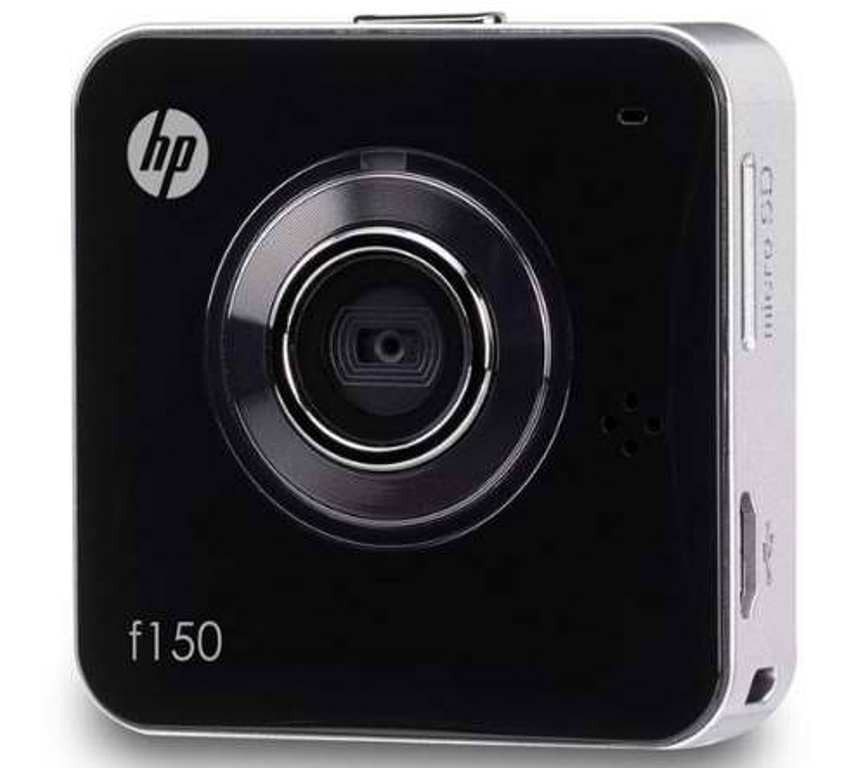 HP F150 Black Digital Action Camera