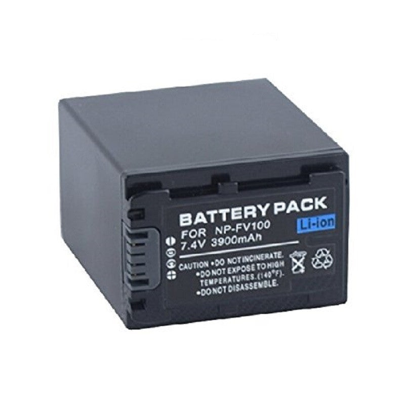 Generic NP-FV100 Battery for Sony