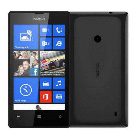 Nokia Lumia 525 Dual 8GB 3G Black Unlocked