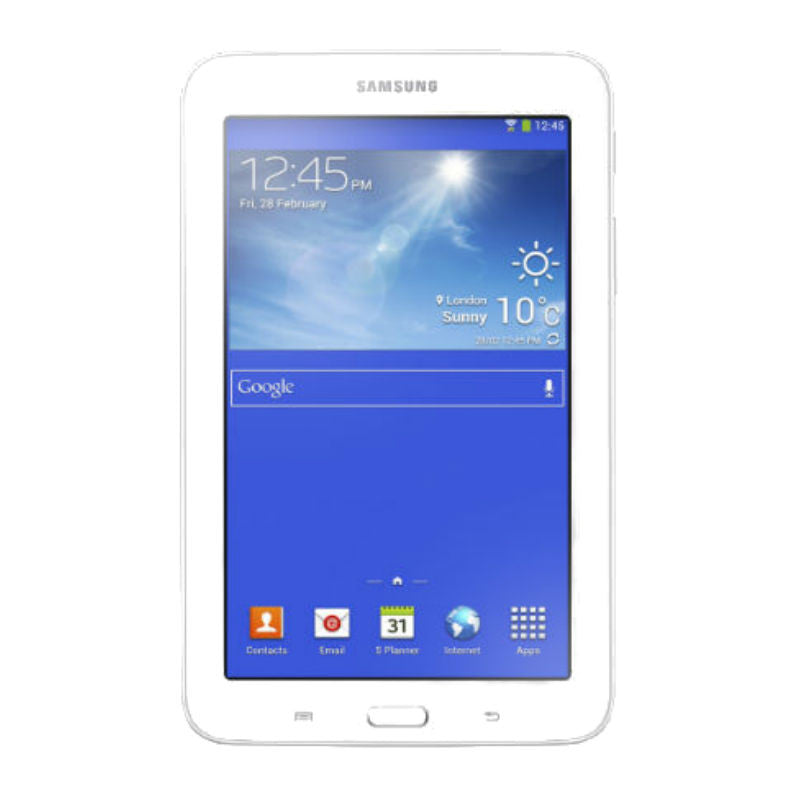 Samsung Galaxy Tab 3 Lite 7.0 T111 8GB White (3G, Unlocked)