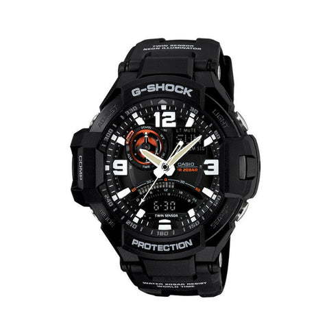 Casio G-Shock GA-1000-1A Watch (New with Tags)