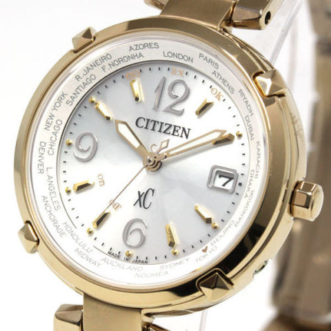 Citizen Eco-Drive Happy Flight Atomic EC1042-51A XC Watch (New with Tags)