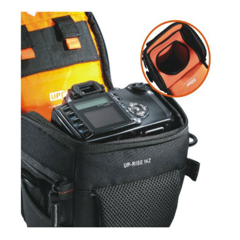 Vanguard Up-Rise II 14Z Zoom Camera Bag (Black)