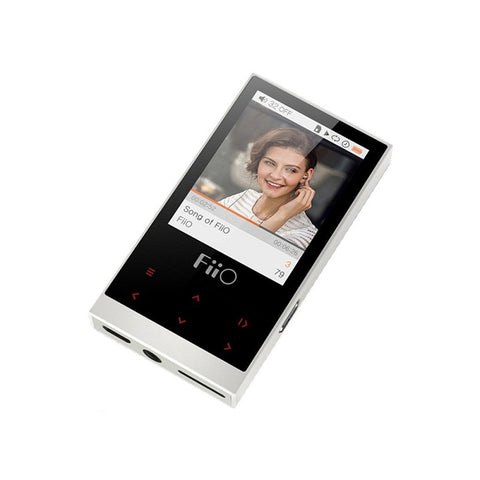 FiiO M3 8GB Micro-Portable Digital Music Player (White)