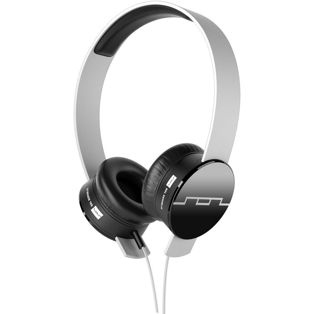 SOL Republic Tracks 1211-02 On-Ear Headphones (White)