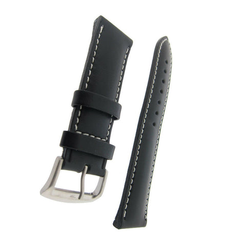 Citizen 59-S51099 Leather Watch Band (Black)