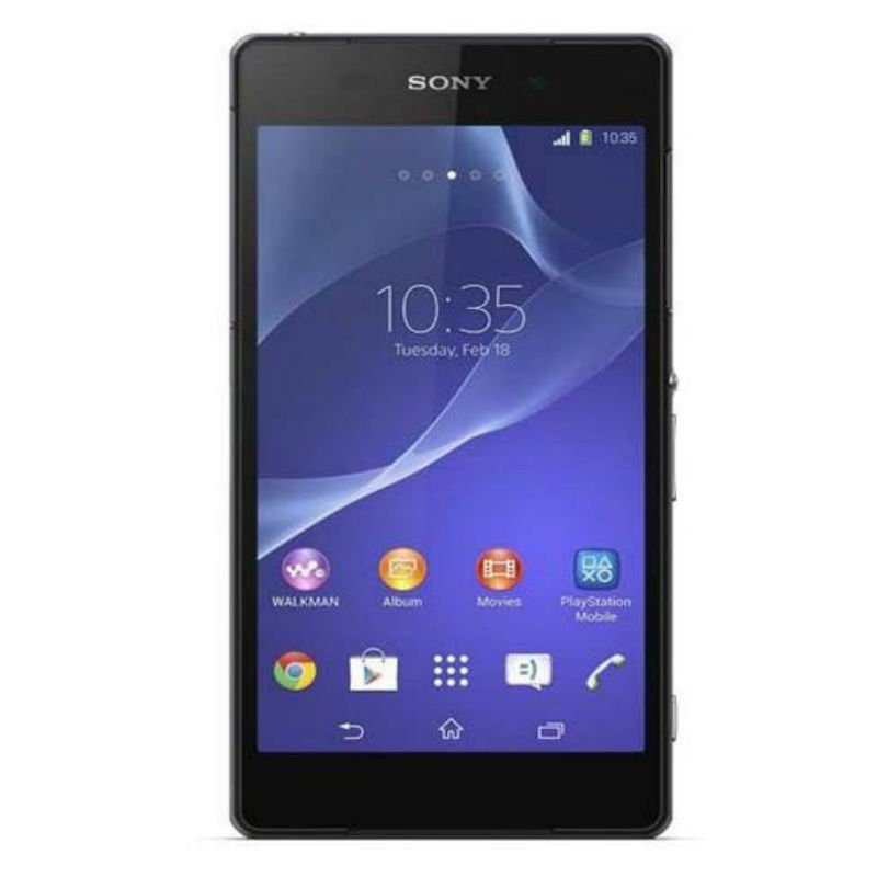 Sony Xperia Z2 16GB 4G LTE Black (D6503) Unlocked